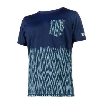 Mystic Herren Funktionsshirt T-Shirt kurzarm Segeln – Bild 1