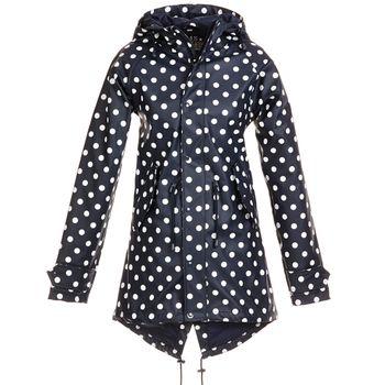 BMS HafenCity Coat Softskin Damen Regenmantel – Bild 3