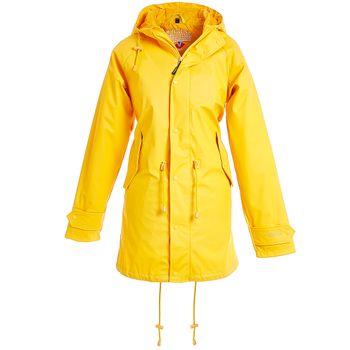 BMS HafenCity Coat Softskin Damen Regenmantel – Bild 4