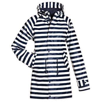 BMS HafenCity Coat Softskin Damen Regenmantel – Bild 1