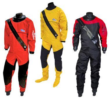 Dry Fashion Damen Herren Trockenanzug Profi-Sailing Regatta – Bild 1