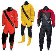 Dry Fashion Damen Herren Trockenanzug Profi-Sailing Regatta 001