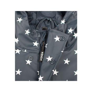 BMS HafenCity Coat SoftSkin Kinder Regenmantel – Bild 17