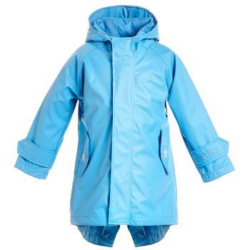 BMS HafenCity Coat SoftSkin Kinder Regenmantel – Bild 1