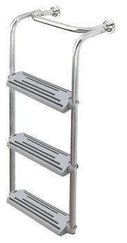 Lalizas/ Nuova Rade Badeleiter einklappbar mit 3 Stufen  – Bild 1