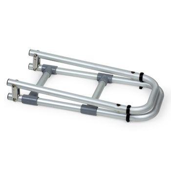 Lalizas/ Nuova Rade Aluminium Badeleiter für Schlauchboote klappbar – Bild 4