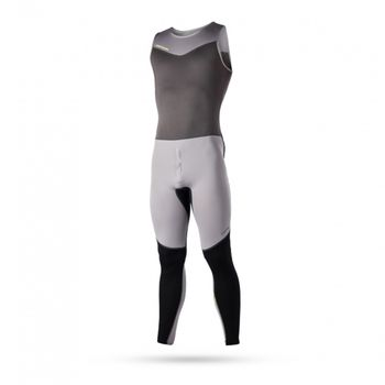 Magic Marine Damen Herren Segelhose Air Rash Long John Flatlock – Bild 1