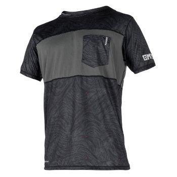 Mystic Herren Funktionsshirt S/S Quickdry Stone T-Shirt – Bild 1