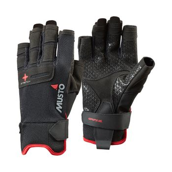Musto Damen Herren Segelhandschuh Performance SF Sailing Gloves  - 5 Finger frei – Bild 1