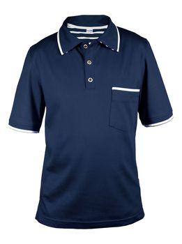 Modas Herren Poloshirt maritim – Bild 4