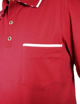 Modas Herren Poloshirt maritim – Bild 8