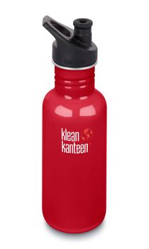 Klean Kanteen® Classic mit Sport Cap 3.0 532ml/18oz – Bild 5