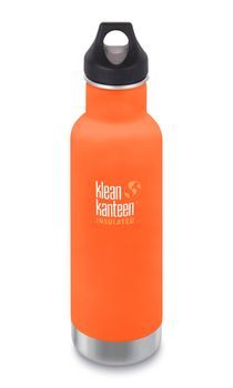 Klean Kanteen Classic Vacuum Insulated mit Loop Cap - 592ml/20oz – Bild 2