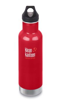 Klean Kanteen Classic Vacuum Insulated mit Loop Cap - 592ml/20oz – Bild 3
