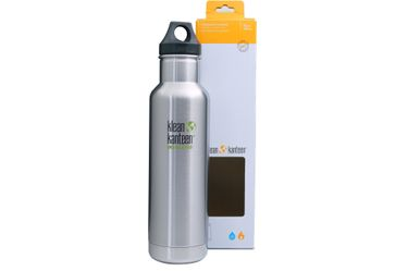 Klean Kanteen Classic Vacuum Insulated mit Loop Cap - 592ml/20oz – Bild 17