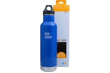 Klean Kanteen Classic Vacuum Insulated mit Loop Cap - 592ml/20oz – Bild 11