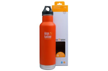 Klean Kanteen Classic Vacuum Insulated mit Loop Cap - 592ml/20oz – Bild 15