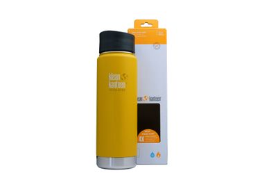 Klean Kanteen® Wide Vacuum Insulated mit Cafe Cap 2.0 - 592ml/20oz – Bild 15