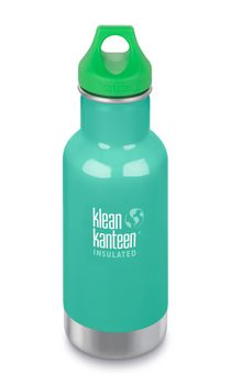 Klean Kanteen® Kid Classic Vacuum Insulated mit Loop Cap - 355ml/12oz – Bild 1