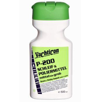 Yachticon P-200 Schleif- & Poliermittel mittel bis grob 500ml