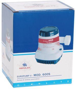 Osculati Europump 600 S Automatic - automatische Bilgepumpe  – Bild 3