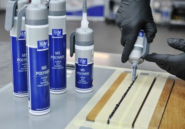 Sea-Line MS Polymer in LinRoc® Power Can Kartusche 100ml Weiß – Bild 2