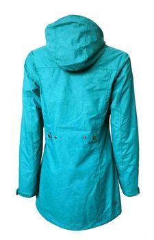 Dry Fashion Damen Funktionsmantel Regenmantel W Langeoog – Bild 11