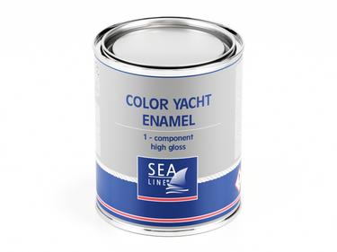 Sea-Line 1-K Klarlack Yacht Enamel 750ml – Bild 1
