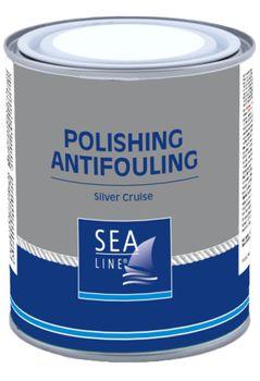 Sea-Line Antifouling Selbstpolierend Silver Cruise 2,5 Liter – Bild 2