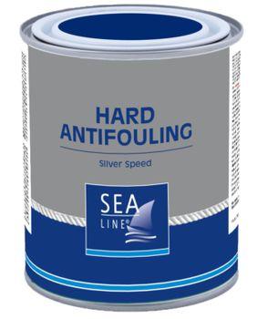 Sea-Line Antifouling Hart Silver Speed 2,5 Liter – Bild 2