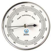 MADSea Aneroid Barometer Edelstahl analog innen außen Segeln 001