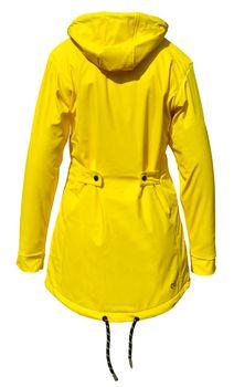 Dry Fashion Damen Friesennerz Regenmantel gefüttert  – Bild 5