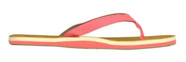 MADSea Damen Zehenstegpantolette Tropical Zehentrenner rosa pink – Bild 3