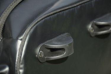 Crazy4Sailing Rolltasche PVC schwarz 50 + 75 Liter Segeltasche  – Bild 9
