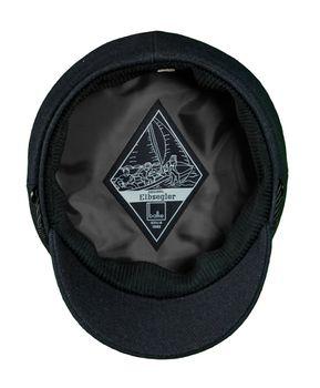 MADSea Elbsegler Premium Tuch mit Pin Steuerrad goldfarben schwarz – Bild 5