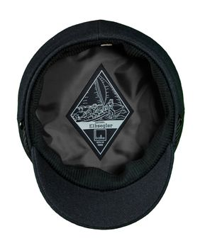 MADSea Elbsegler Premium Tuch mit Pin Seepferdchen schwarz – Bild 5