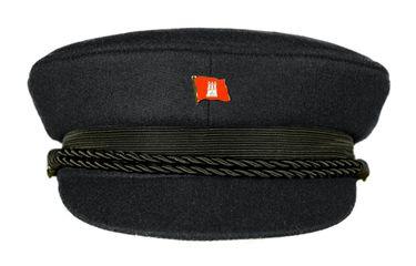 MADSea Elbsegler Premium Tuch mit Pin Hamburg Flagge schwarz – Bild 1