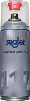 Seajet 117 Universeller Epoxy Primer 400ml Spray silber/grau