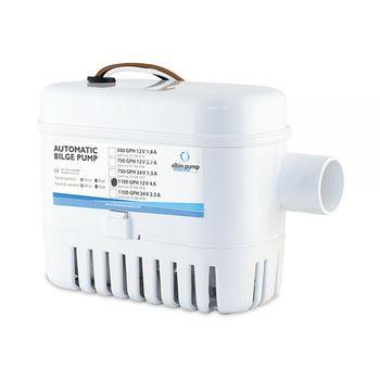 Albin Pump Automatik Bilgepumpe 1100 GHP 24V elektrisch Leckwasser