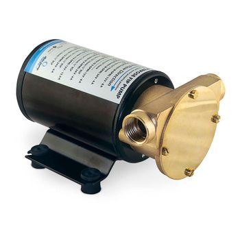 Albin Pump Impeller Pumpe FIP F3 12V Universalpumpe Wasser Öl Chemikalien – Bild 1