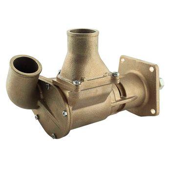 Albin Pump Kühlwasserpumpe 05-01-021 Seewasserpumpe Motor Boot Bilge – Bild 1