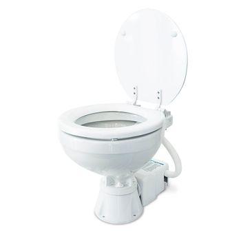 Albin Pump Marine Toilette Standard Elektro EVO Compact 12V WC Boot – Bild 3