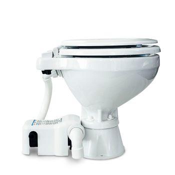 Albin Pump Marine Toilette Standard Elektro EVO Compact 12V WC Boot – Bild 4