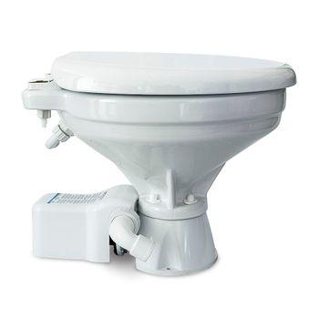 Albin Pump Marine Toilette Silent Elektro Comfort 12V WC Boot – Bild 4