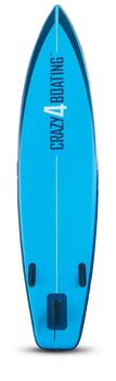 crazy4boating iSUP Board Surfren Stand up paddling aufblasbar – Bild 5