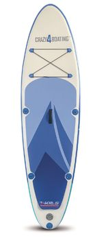 crazy4boating iSUP Board Set Stand up paddling aufblasbar – Bild 1