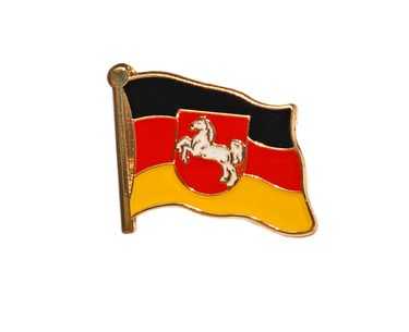 MADSea Flaggenpin Niedersachsen Anstecknadel Pin  – Bild 2