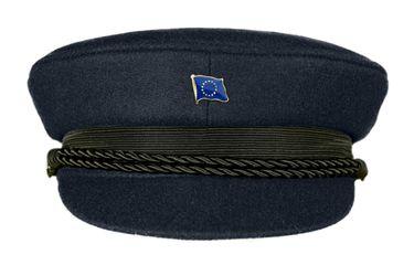 MADSea Elbsegler Premium Tuch mit Flaggenpin Europa dunkelblau Pin – Bild 1