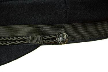 MADSea Elbsegler Premium Tuch mit Flaggenpin Fehmarn schwarz Pin – Bild 4