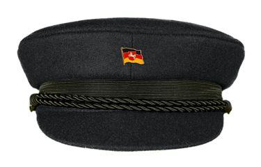MADSea Elbsegler Premium Tuch mit Flaggenpin Kiel schwarz Pin – Bild 8